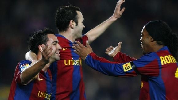 Легендата на Барселона Чави Ернандес призна, че се възхищава на