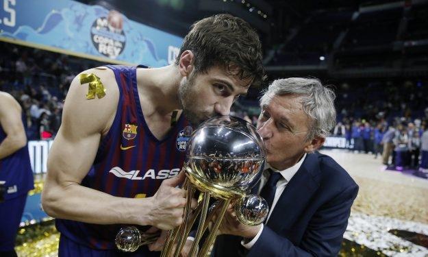 Капитанът на Барселона Анте Томич отново коментира ситуацията с намалените