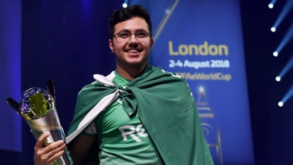 Световният шампион по FIFA Мусад