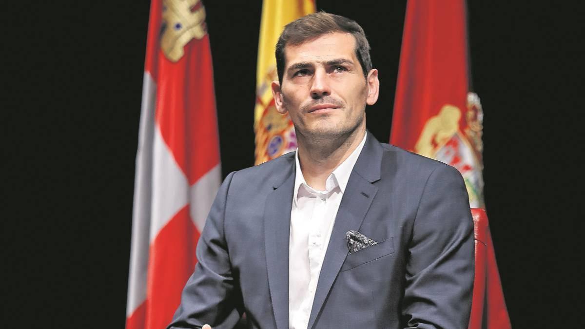 Футболната легенда и кандидат за президент на Испанската федерация -