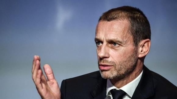 Президентът на УЕФА Александър Чеферин критикува начина, по който Световната