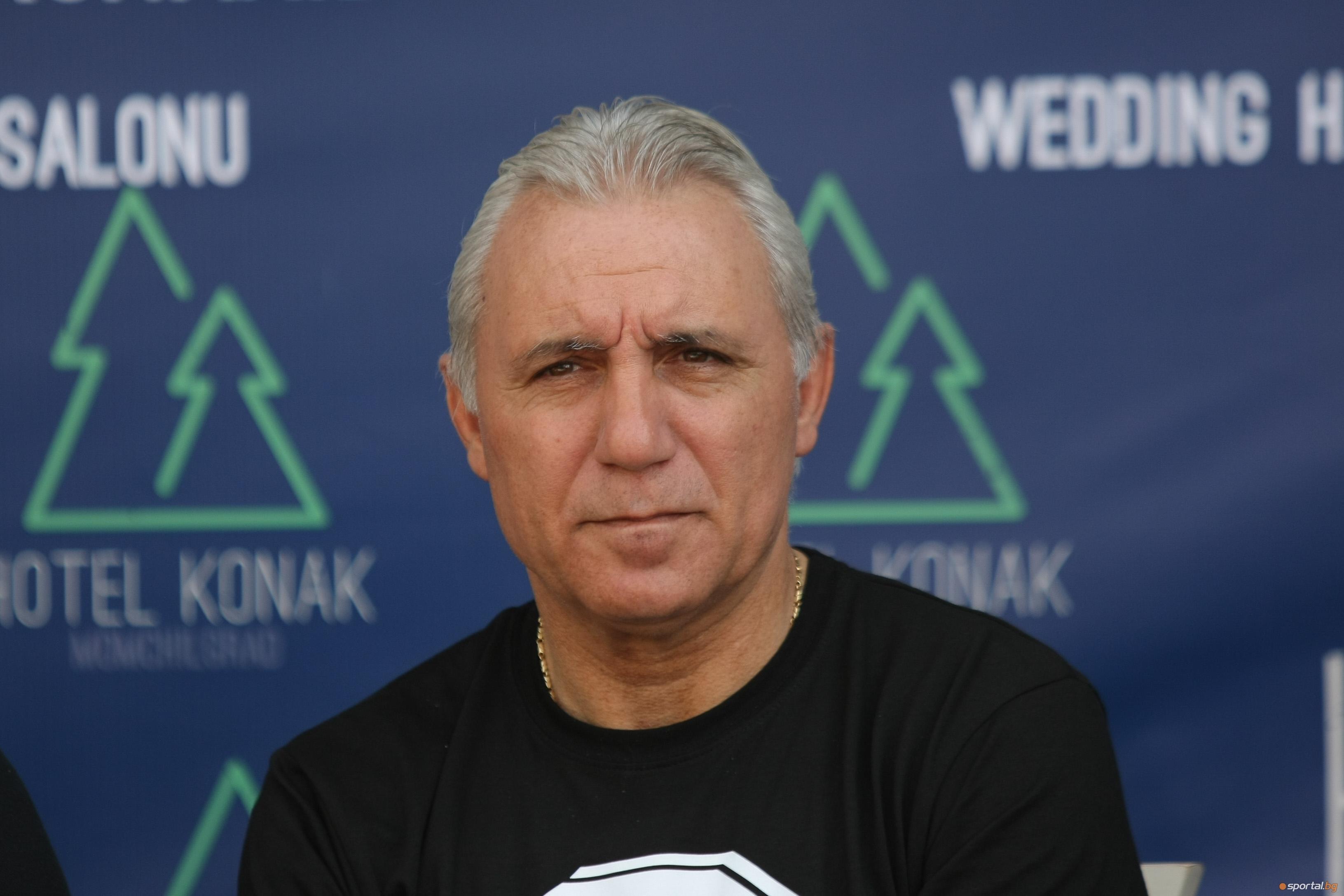 Легендата на Барселона и българския футбол Христо Стоичков сподели своето