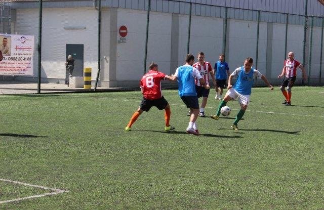 Първото издание на турнира за Купата на България по минифутбол,