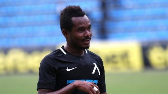 Футболистът на Левски Насиру Мохамед е пожелал да се завърне