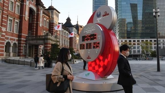 Пренасрочването на Игрите в Токио от 2020-а за 2021-а година