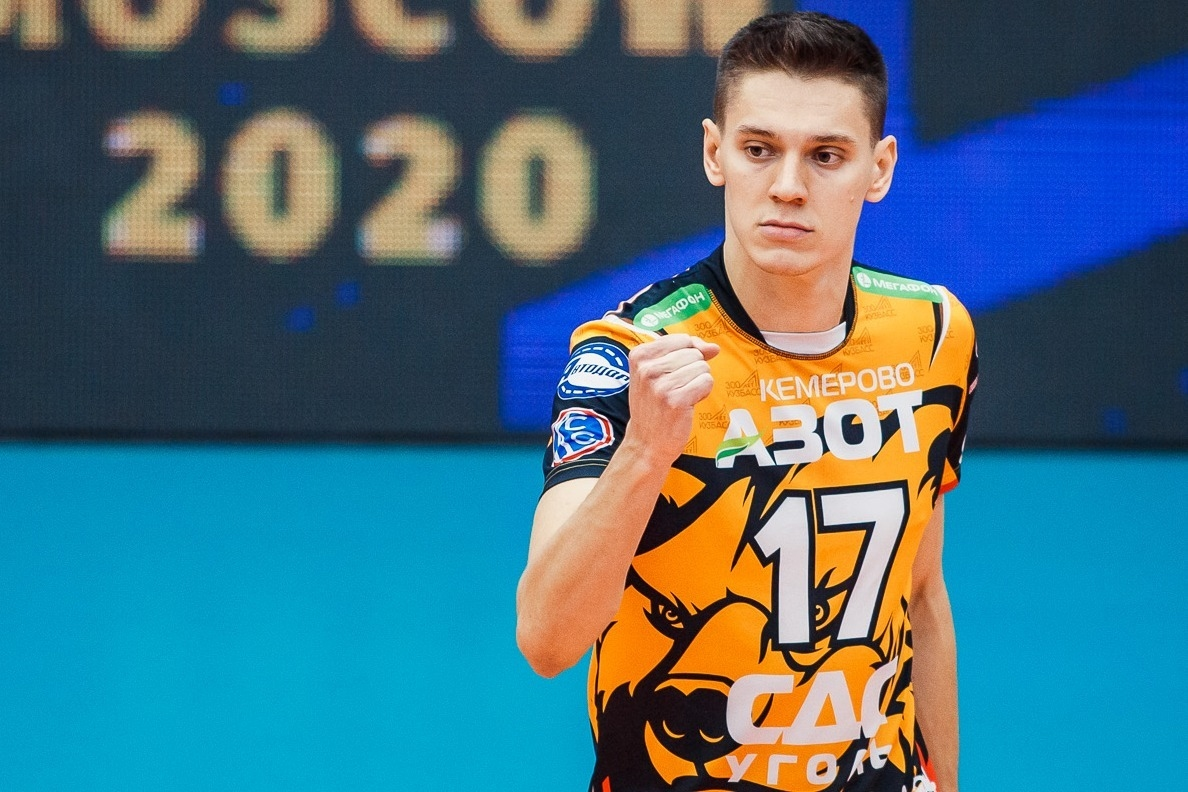 Както първо Sportal.bg написа на 4 март: руският национал Виктор