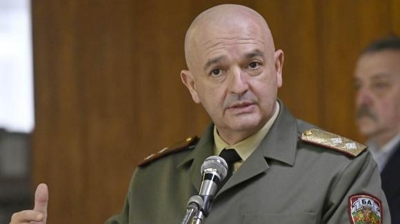 Началникът на Националния щаб за борба с коронавируса генерал-майор проф.
