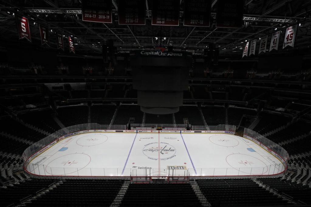 Несигурността остава основна пречка, но Националната хокейна лига (НХЛ) планира