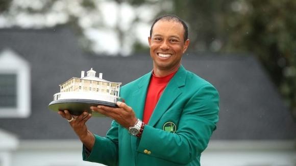 """""""Мастърс"""" турнирът по голф ще се проведе пред ноември тази"""