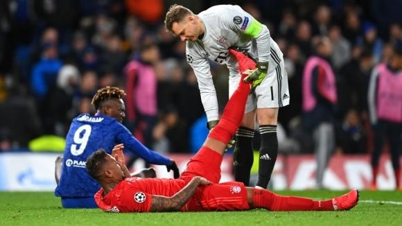 Защитникът на Байерн (Мюнхен) Жером Боатенг е трансферна цел на