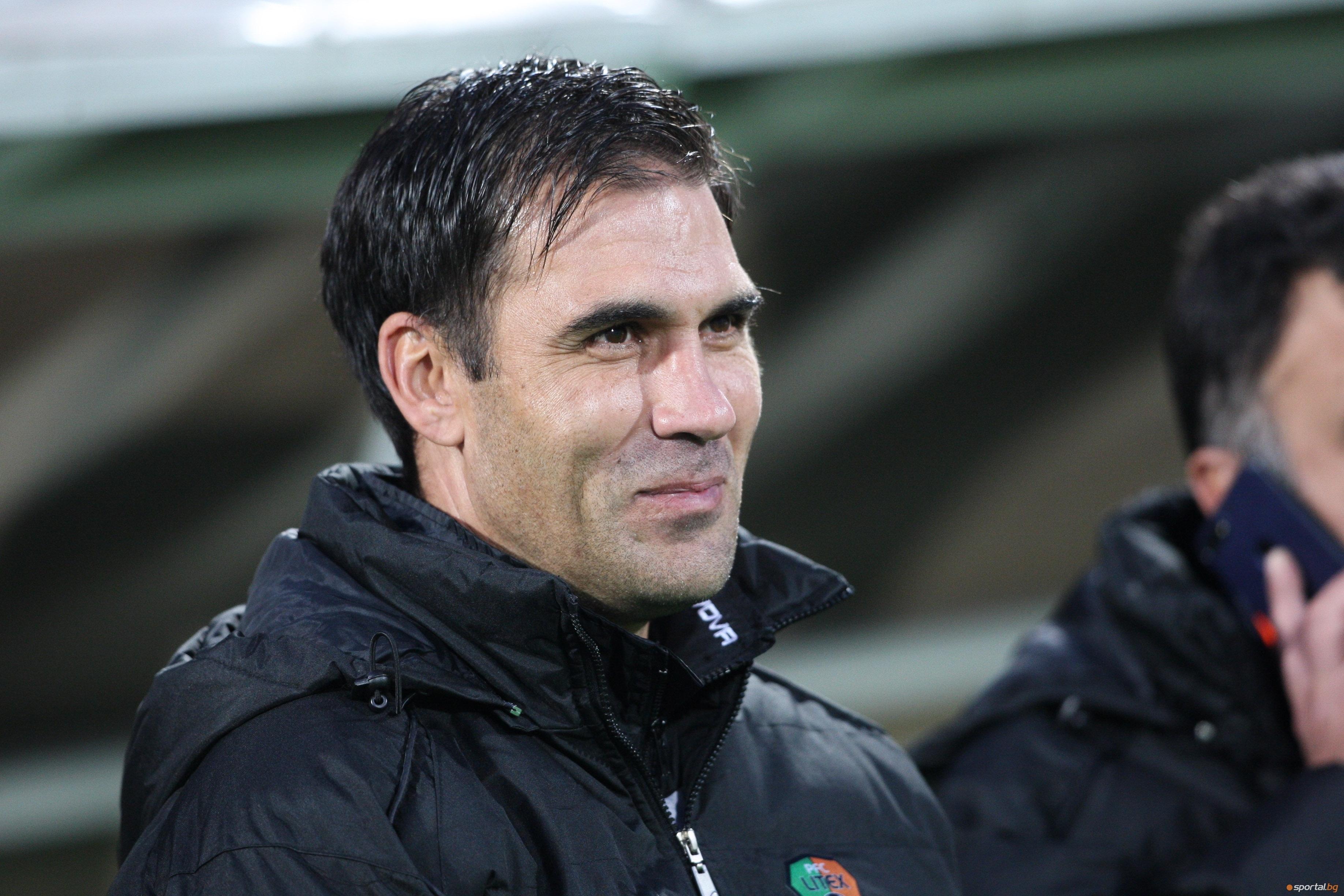 Треньорът на Литекс Живко Желев заяви, че според него първенството