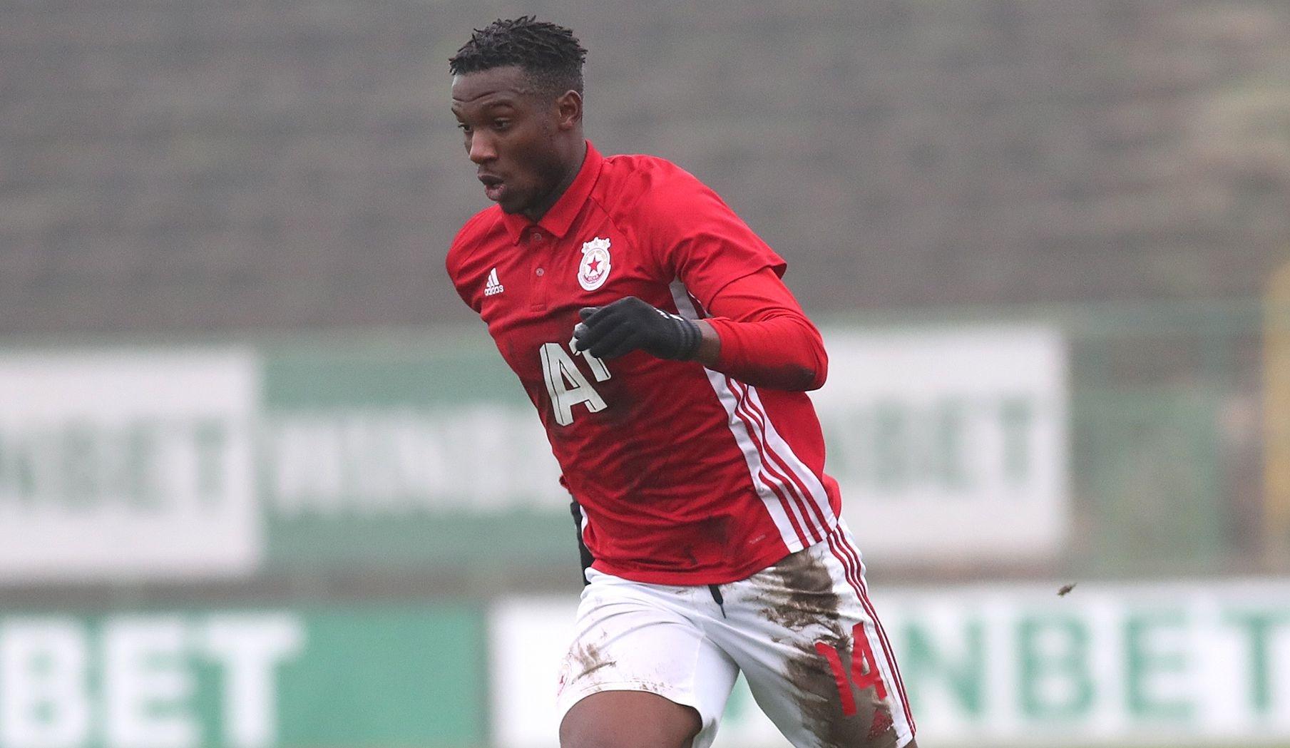Крилото на ЦСКА-София Вив Соломон-Отабор направи голямо дарение в Нигерия.