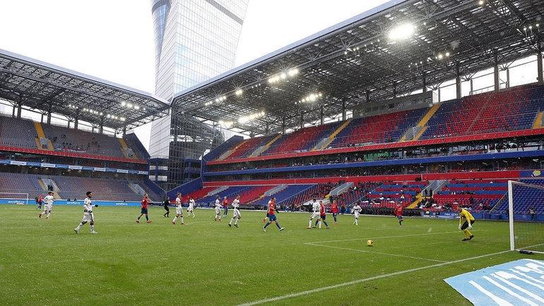 Футболистите на ЦСКА (Москва) са се съгласили да намалят заплатите