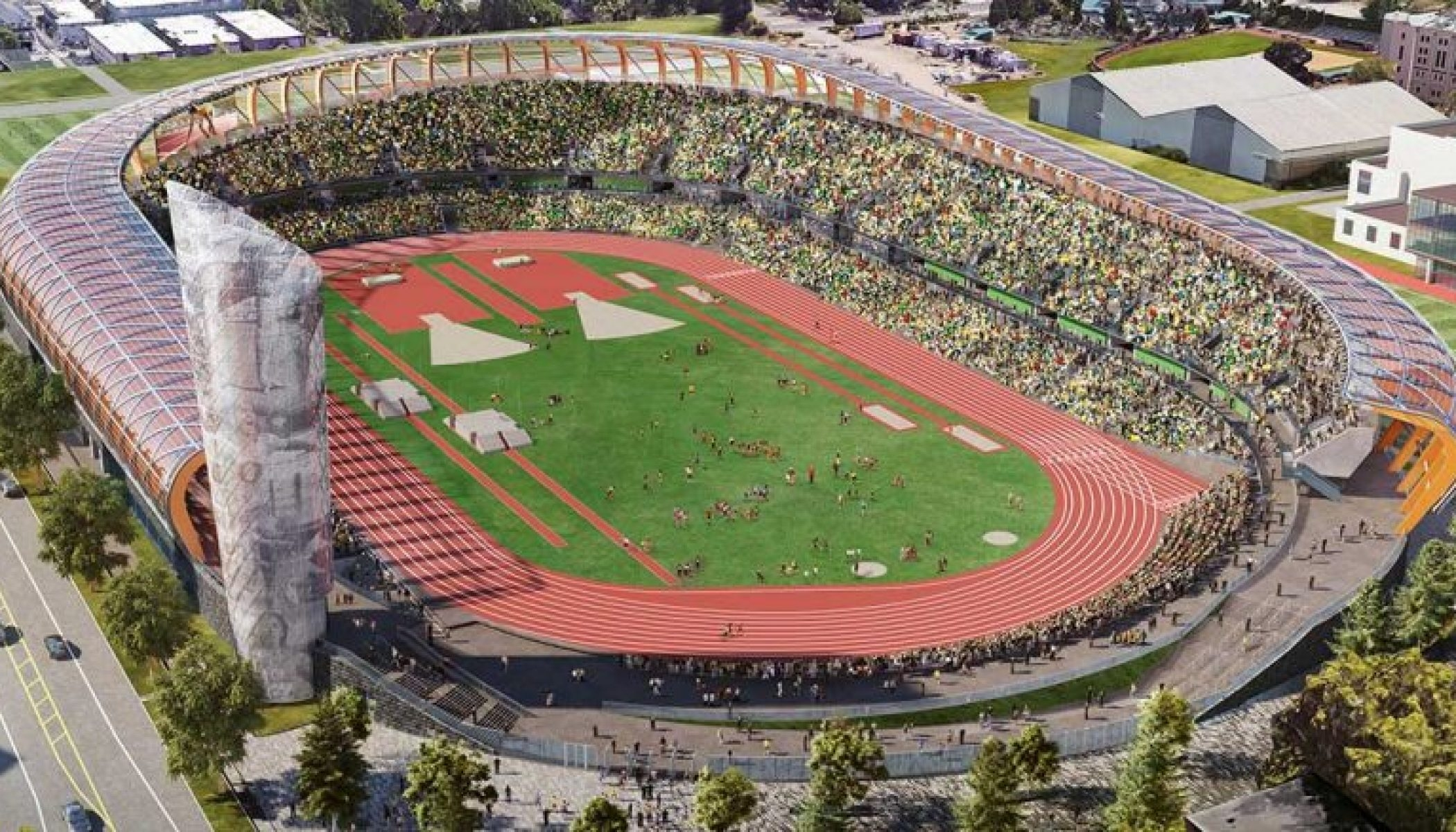 Световното първенство по лека атлетика на открито в Юджийн (САЩ)