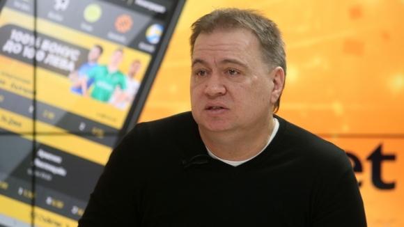Футболният агент Николай Жейнов коментира актуалната ситуация във футбола, предстоящия