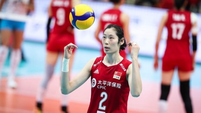 Китайската волейболна звезда Тън Жу е една от 8-те международни