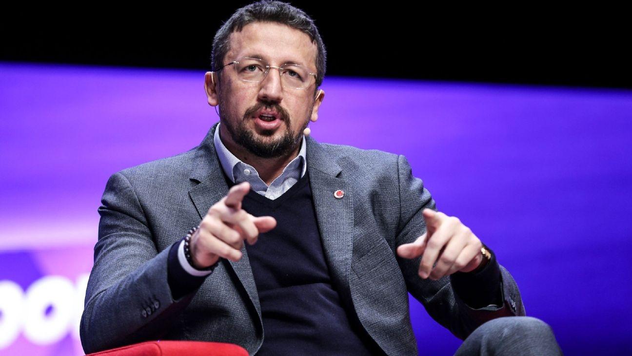 Президентът на Турската баскетболна федерация Хидо Тюркоглу коментира бъдещето на
