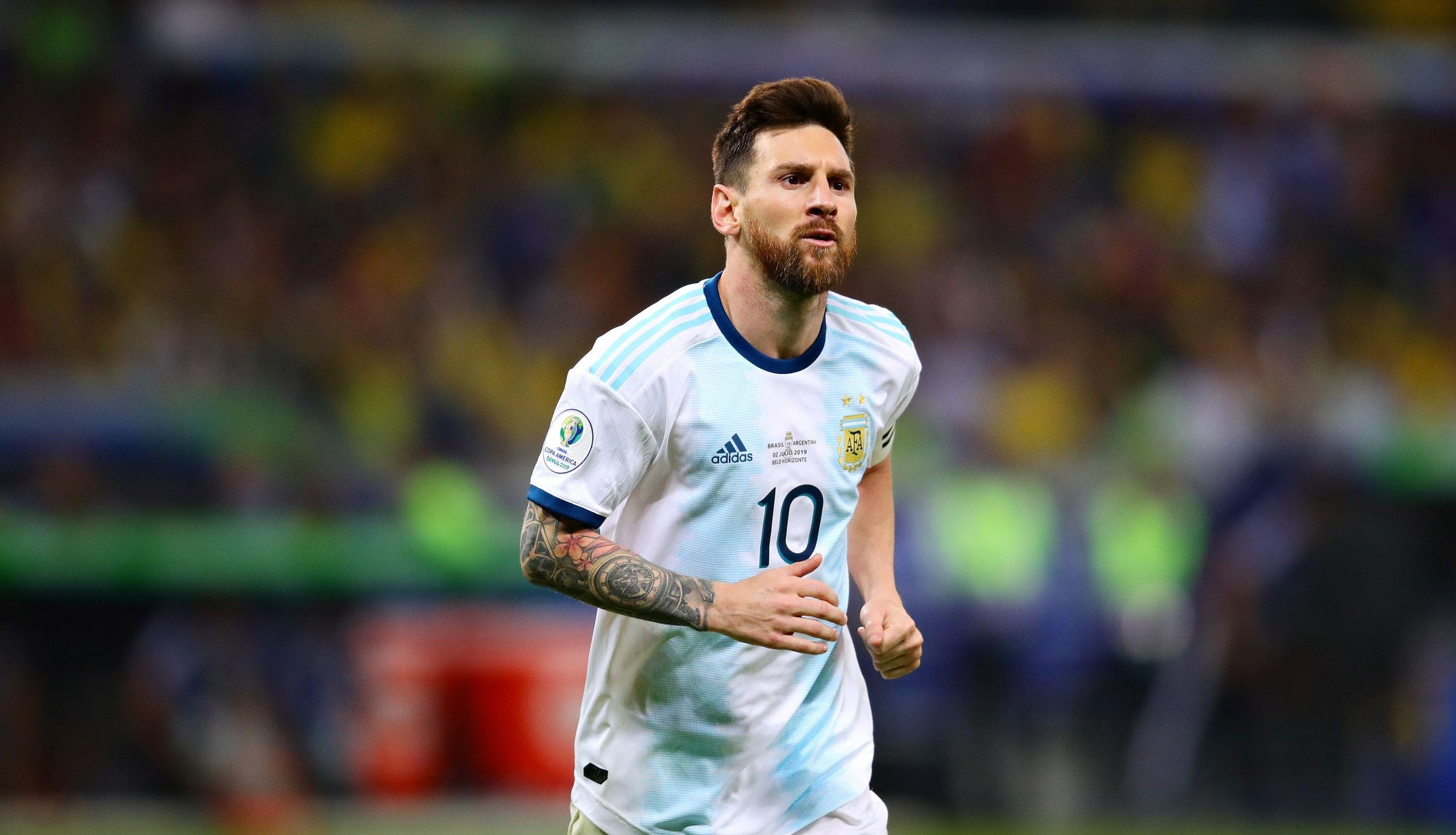 Бившият нападател на аржентинския национален отбор Ернан Креспо сподели мнението