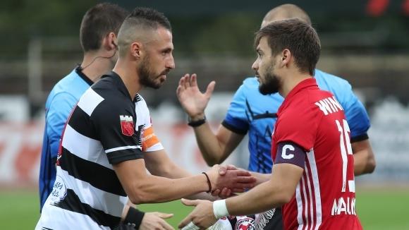 Втородивизионният ОФК Локомотив (Горна Оряховица) и капитанът Иво Харизанов прекратиха
