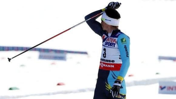 Двукратният бронзов медалист от Световното първенство по ски-бягане Алексей Полтаранин