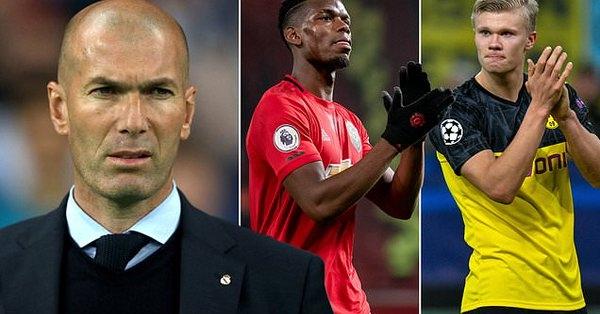 Старши треньорът на Реал Мадрид Зинедин Зидан има ясна идея