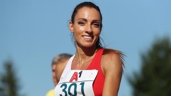 Най-добрата българска спринтьорка в последните 15 години Ивет Лалова-Колио за