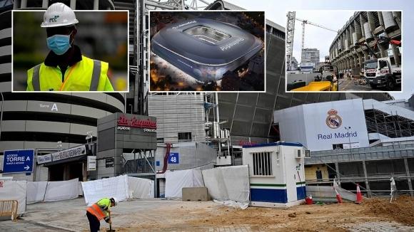 Испанските грандове Барселона и Реал Мадрид бяха засегнати от пандемията