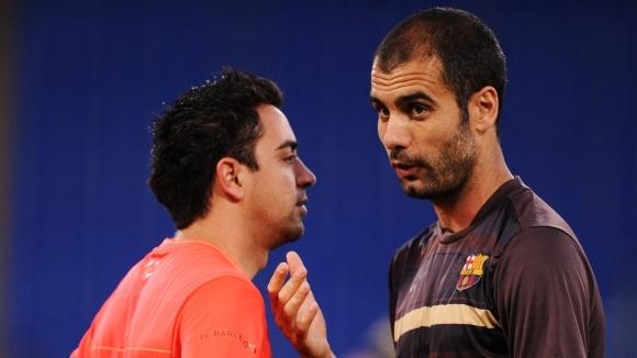 Легендата на Барселона и настоящ треньор на Ал Сад Чави
