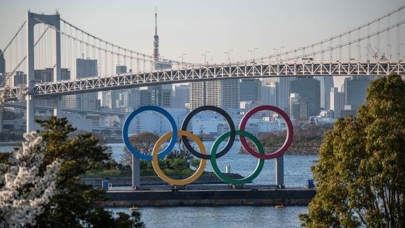 Служител на Организационния комитет на Олимпиадата в Токио е с