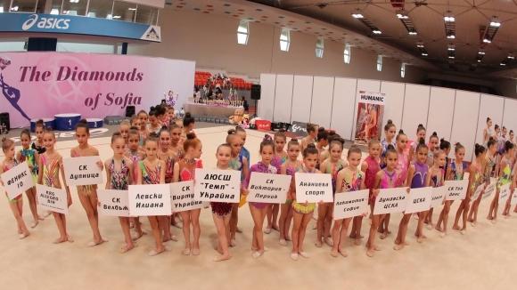 Два международни турнира по художествена гимнастика в България няма да