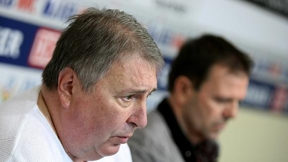 Бившият вратар на Левски и националния отбор Стефан Стайков даде