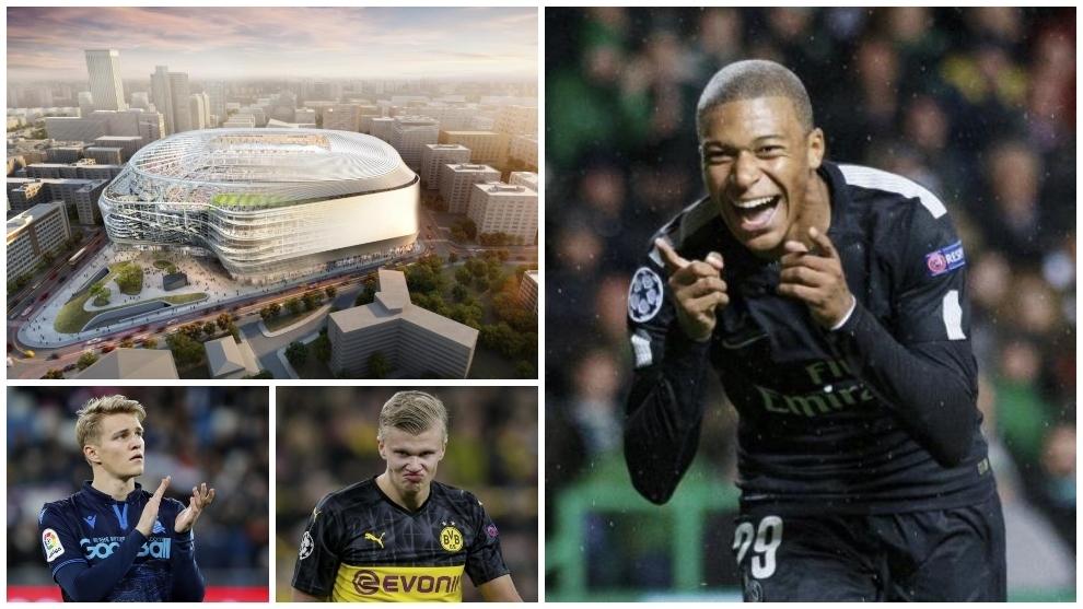В Реал Мадрид стягат звездна селекция за 20-годишния юбилей на