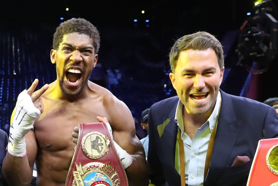 Датата на мача за световната титла по бокс в тежка