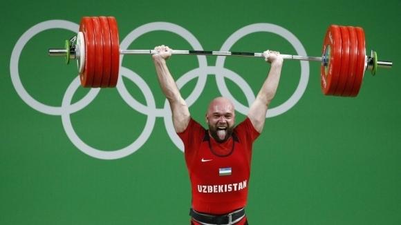 Олимпийският шампион по вдигане на тежести от Рио 2016 Руслан