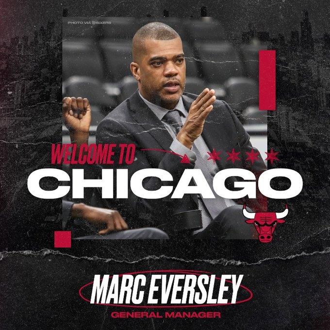 Чикаго Булс официално обяви привличането на новия генерален мениджър на