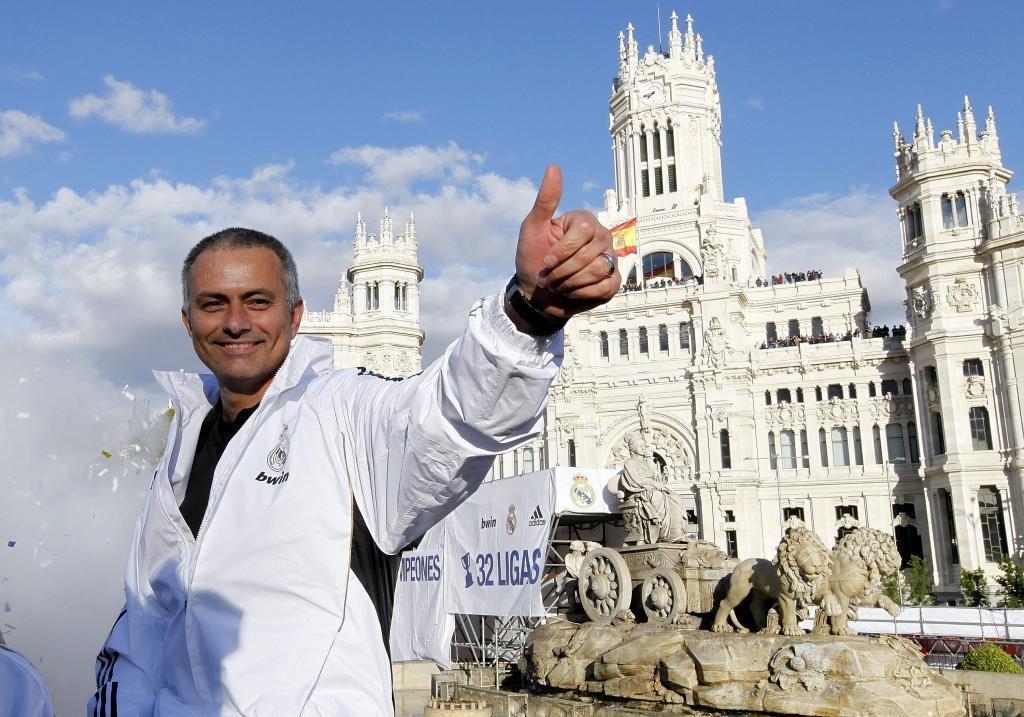 Настоящият мениджър на Тотнъм Жозе Моуриньо даде просторно интервю за