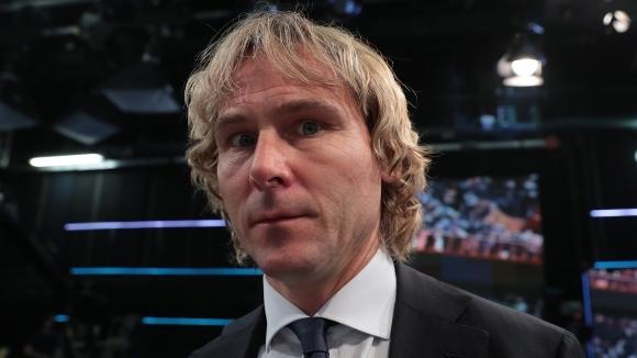 Легендата на Ювентус и настоящ вицепрезидент на клуба Павел Недвед