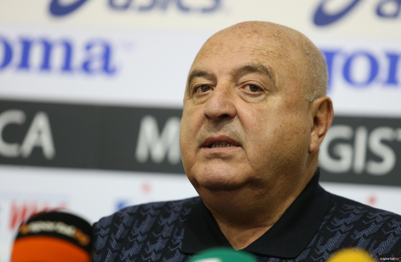 Президентът на Славия Венцеслав Стефанов коментира пред Sportal.bg писмото на