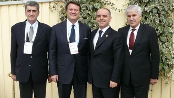 Вицепрезидентът на националния олимпийски комитет на Босна и Херцеговина Синиша