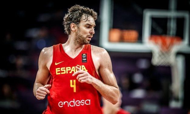 Иконата на испанския баскетбол Пау Гасол се надява да изиграе