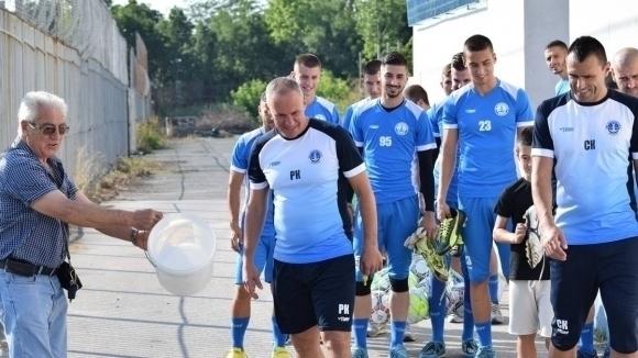 Радостин Кишишев застана начело на ФК Черноморец (Бургас) в края