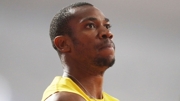 Световният шампион на 100 м от Дегу-2011 Йохан Блейк сподели