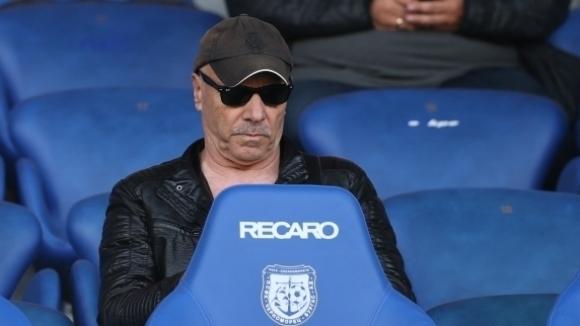 Бившият треньор на ЦСКА Георги Василев коментира големия брой чужденци,