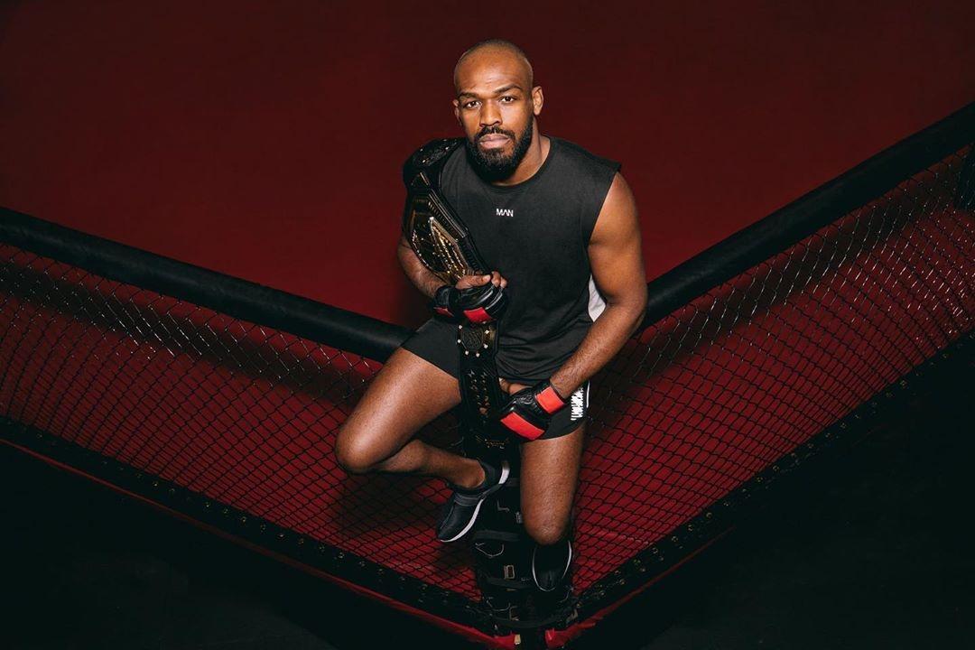 Шампионът в полутежка категория на UFC,Джон Джоунсняма търпение да се