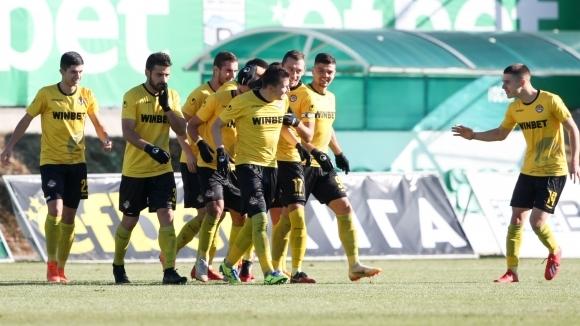 Всички футболисти и спортно-техническият щаб на Ботев (Пловдив) бяха подложени