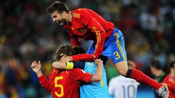 Легендарният страж на Реал Мадрид Икер Касийяс публикува снимка в