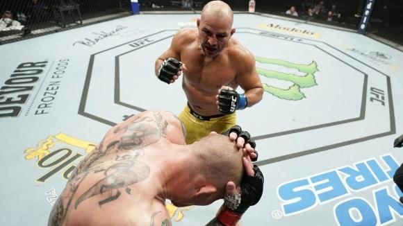 UFC Fight Night 171 бе втората галавечер на най-голямата ММА