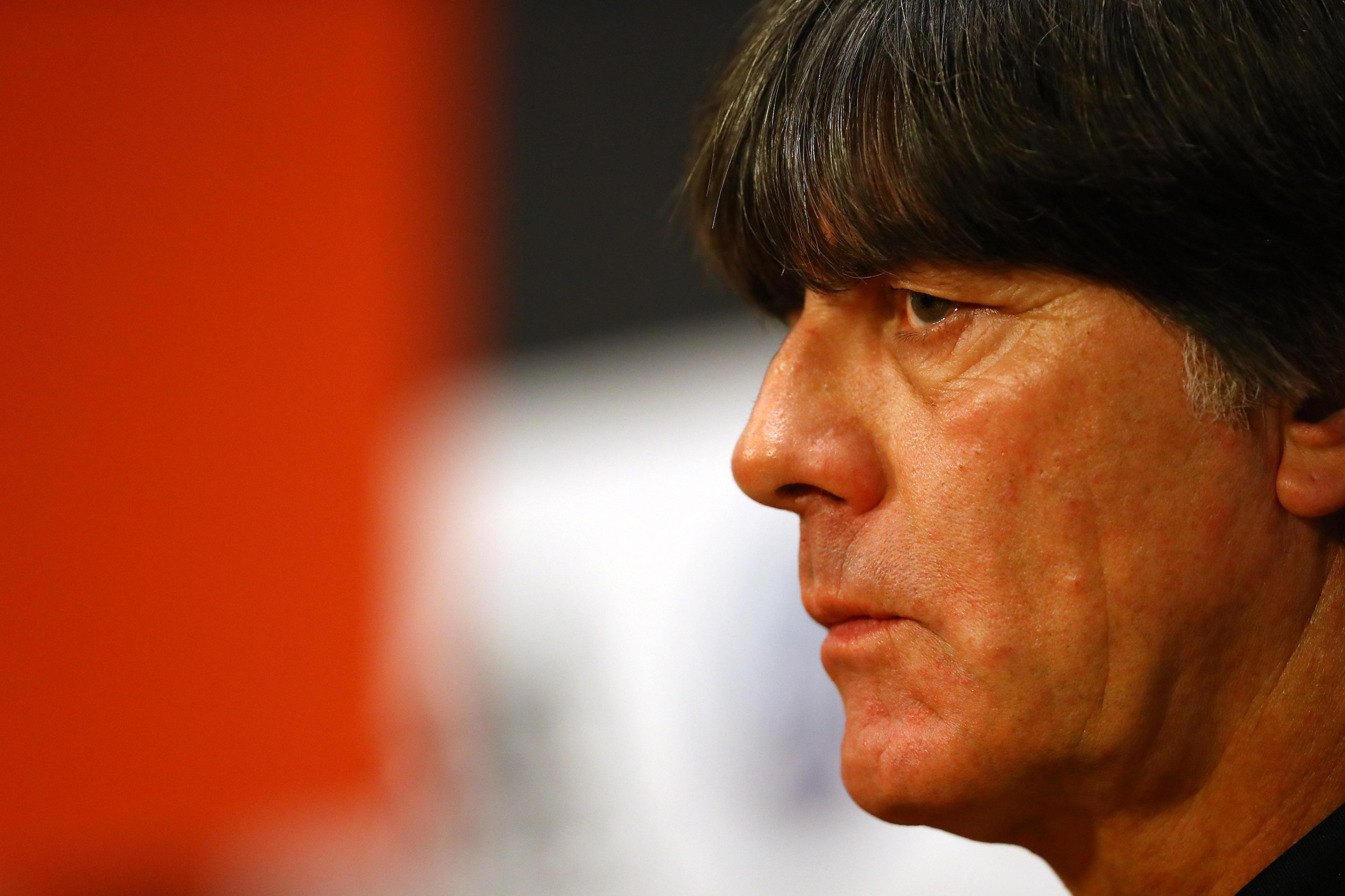 Националният селекционер на Германия Йоахим Льов няма да бъде допускан