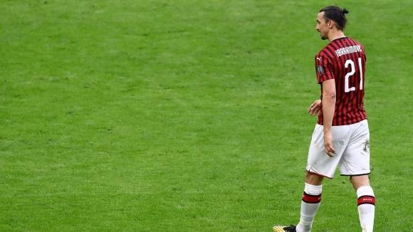 Златан Ибрахимович ще напусне Милан след края на сезона. С