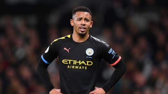 Манчестър Сити ще предложи нов договор на нападателя Габриел Жезус